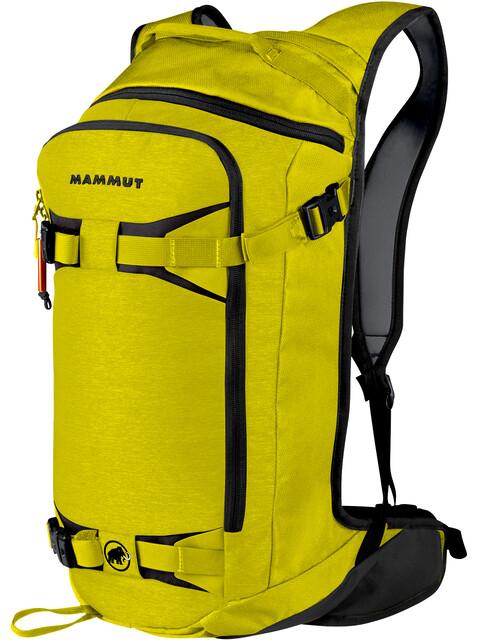 Mammut Nirvana Flip Backpack 18l citron-phantom